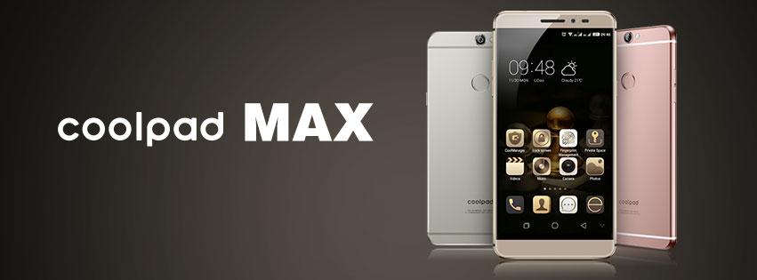 Coolpad Max 1