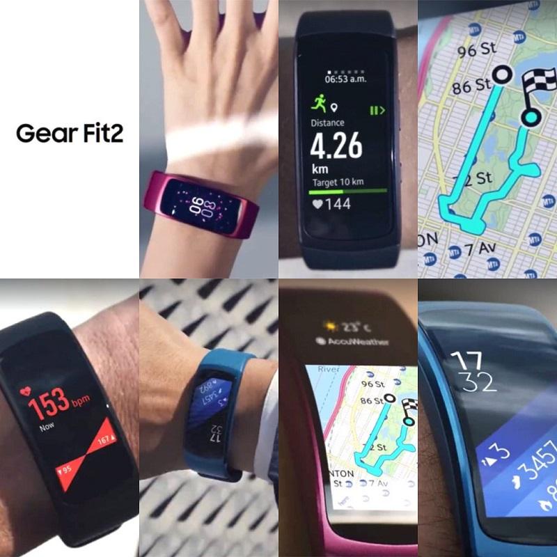 Gear Fit 2 1