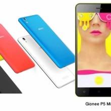 P5 Mini Colors