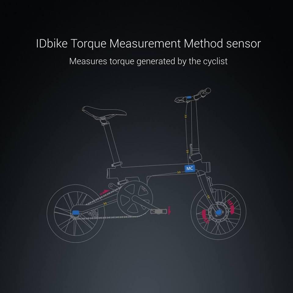 Mi Smart Bike 1