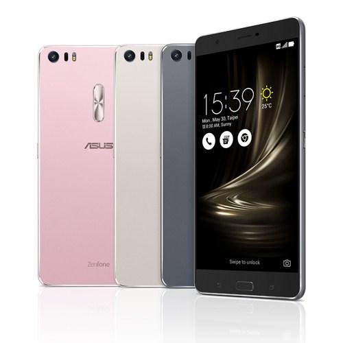 Zenfone 3 Ultra Color Variants