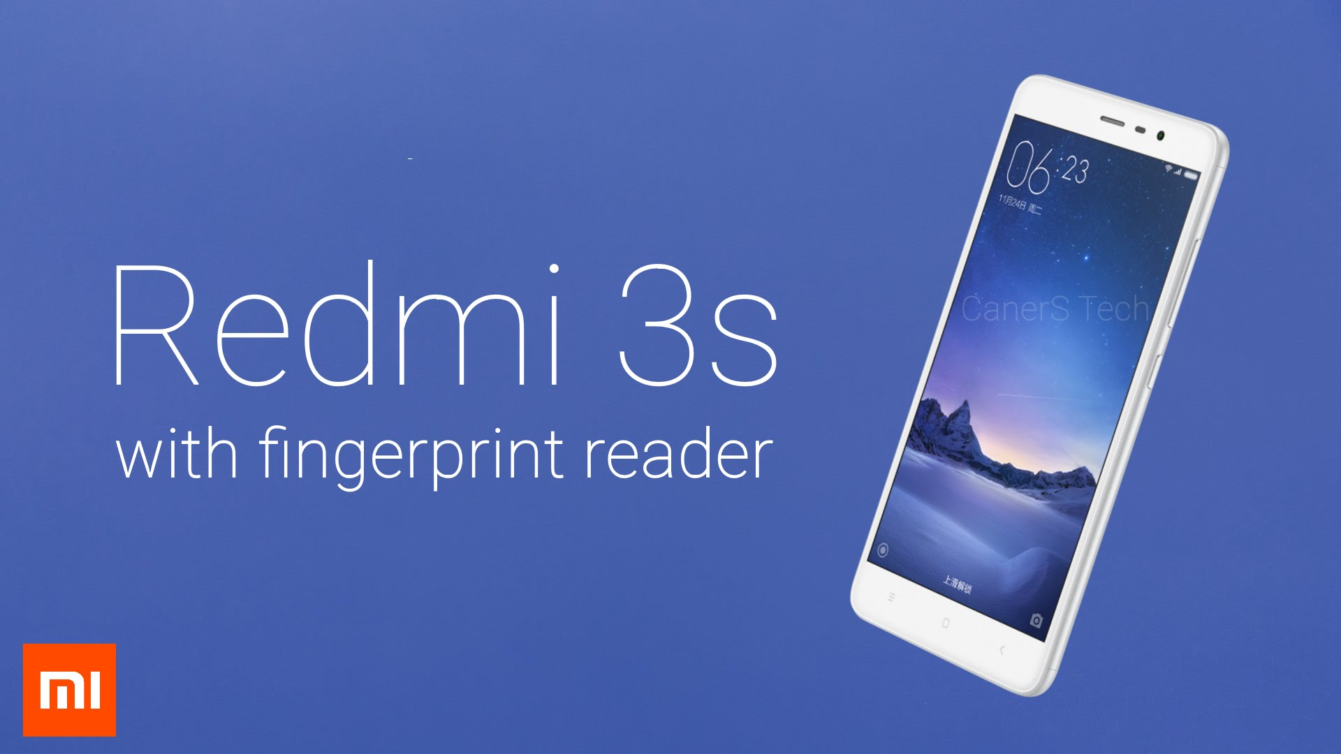 Redmi 3S 1