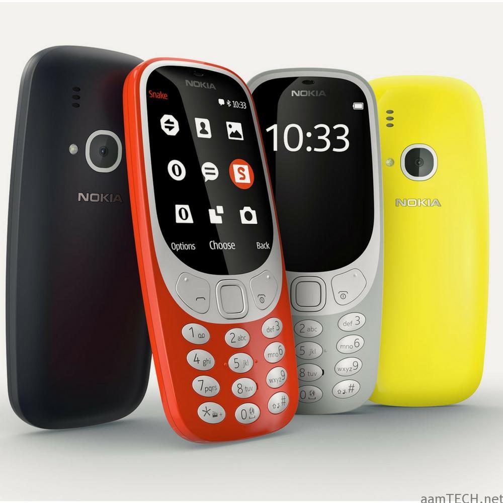 Nokia 3310 FV