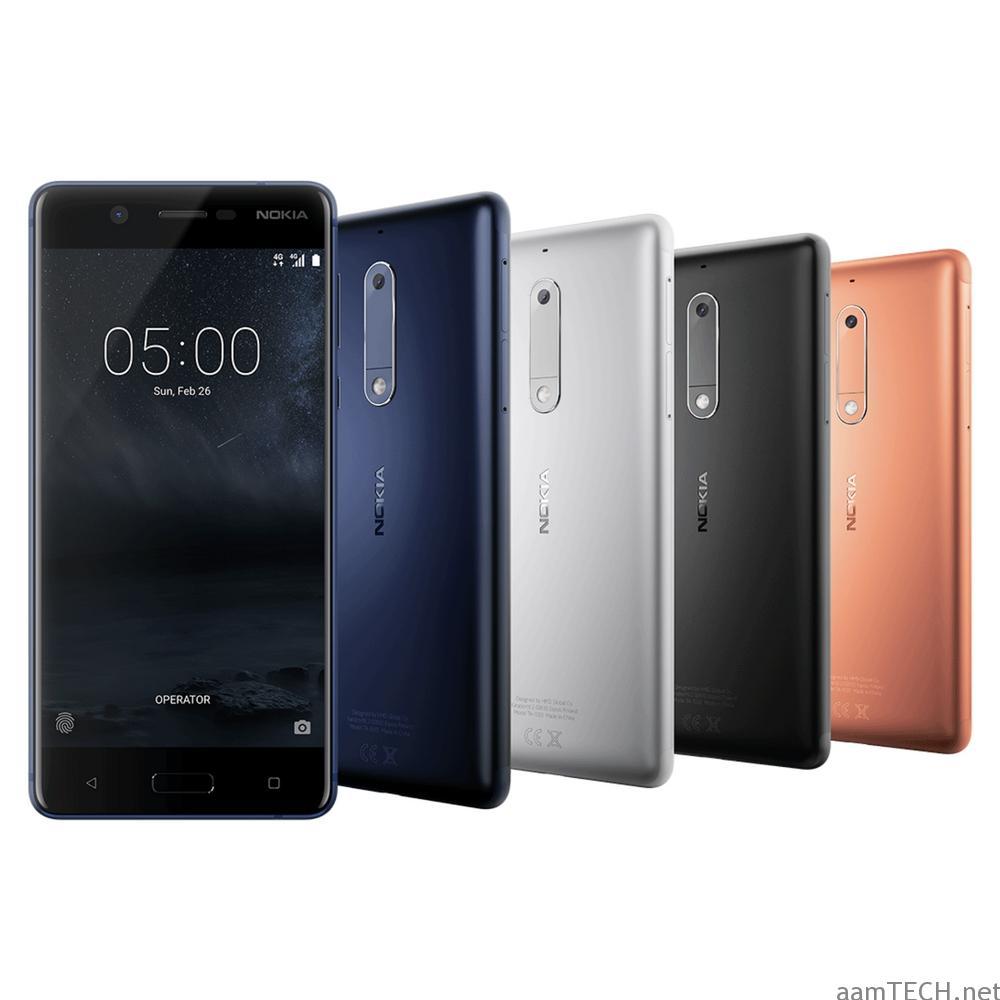 Nokia 5 FV