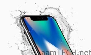 Water Resistant iPhone X