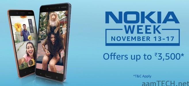 Nokia Week Sale