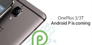 OnePlus 3 and 3t Android Update 9.0