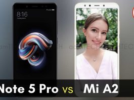 Xiaomi Mi A2 vs Redmi Note 5 Pro Which one is best in India 1