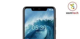 Nokia 5.1 Plus Specifications and Price in India APS