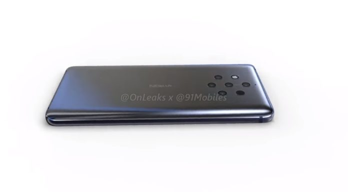 Nokia 9 Renders Leaks and Nokia 9 Release Date in India