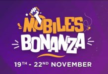 The Flipkart Mobile Bonanza Sale Checkout Best Deals Available on Smartphones