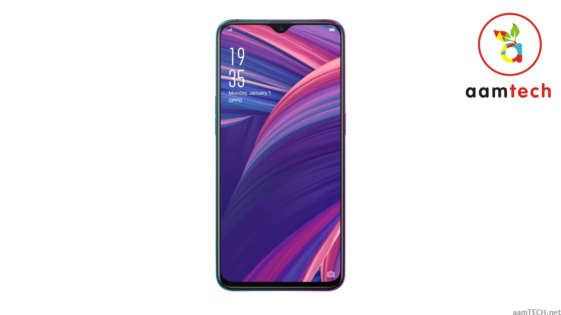 Oppo R17 Pro Price and Specifications in India 3 - aamtech
