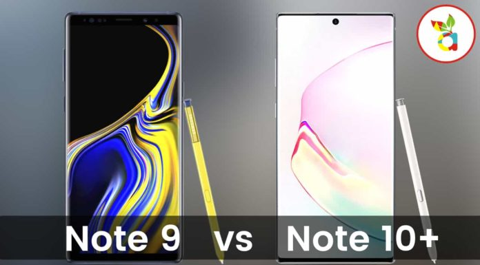 Galaxy Note 9 Vs Galaxy Note 10 Did Samsung Get better with New Note series phones