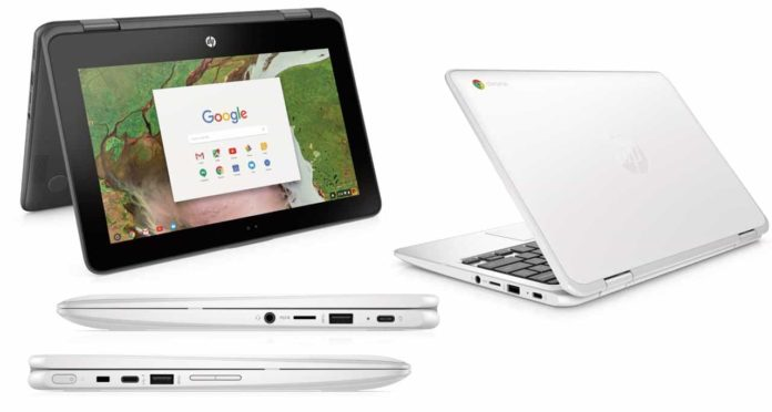 HP Launched its affordable Chromebook X360 priced at INR 44,990: Specifications and More