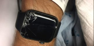 Detecting Fall Feature on Apple Watch Saves A Life