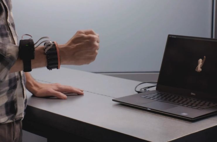 Facebook Signs a deal with CTRL Labs to Develop Brain controlled Wristbands