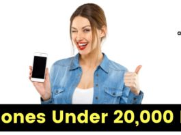 5 Best Phones Under 20,000 Rupees in India