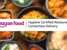 Amazon Food to deliver prepared meals to home in India