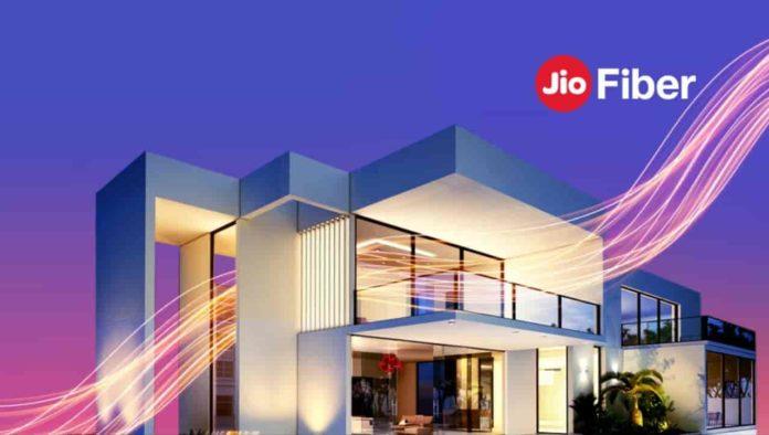 Double Data benefits for Jio Fiber Users from Bronze to Titanium upon Annual subscription
