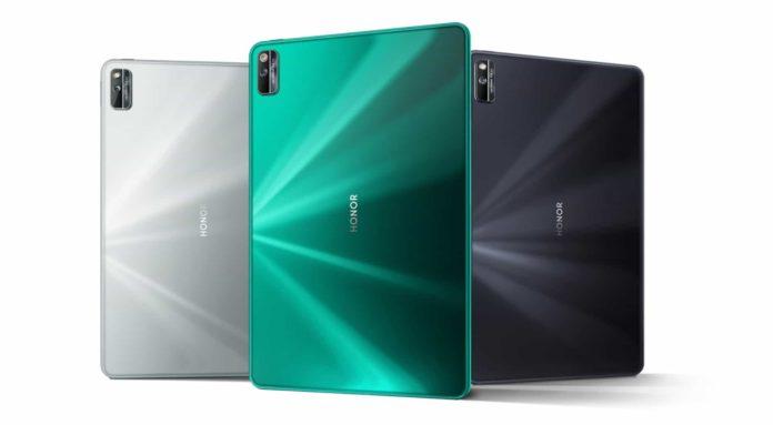 Honor Tablet V6 World's First 5G Launched Honor V6 GSMArena 1