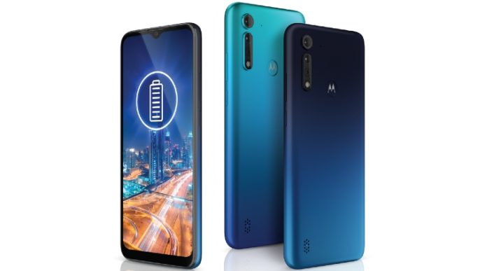 Motorola Moto G8 Power Lite with Helio P35 SoC and 5,000 mAh battery Launched