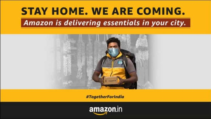 Now Flipkart, Amazon, Snapdeal can deliver non-essential goods To Red Zone Lockdown 4.0