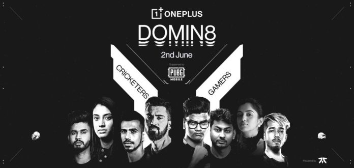 OnePlus Domin8: PUBG Mobile Tournament featuring Pro gamers and Cricketers to Start on June 6th