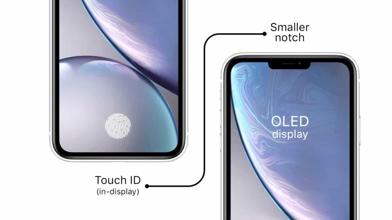 Apple iPhone 12 Series Phones To Have In-Display Fingerprint Sensor