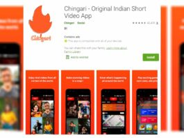 Chingari is likely to be India's Answer for TikTok with already 2.5 M Downloads