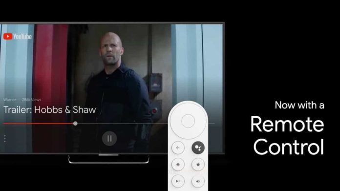 Google to launch new Android TV Dongle Details of New UI and Remote Leaked