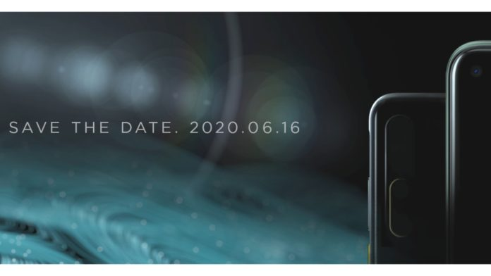HTC Desire 20 Pro Releasing On 16th June, Official Poster Confirms The Date