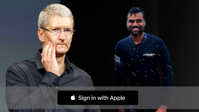 India's Bug Bounty Hunter Bhavuk Jain earns Rs. 75 Lakh for discovering Sign-in with Apple Bug
