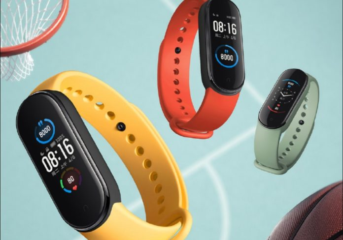 Mi Band 5 To Have Magnetic Charging Feature