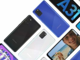 Samsung Galaxy A31 With MediaTek Helio P65 Processor Launched In India Price, Specifications