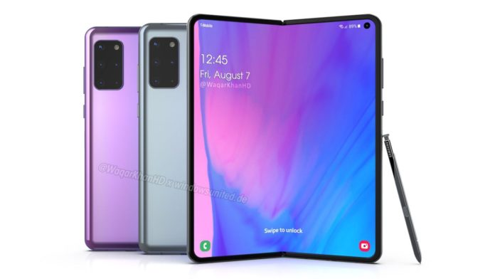 Samsung Galaxy Fold 2, Flip 5G, Tab S7 and Note 20 Highly Likely to Feature Snapdragon 865+