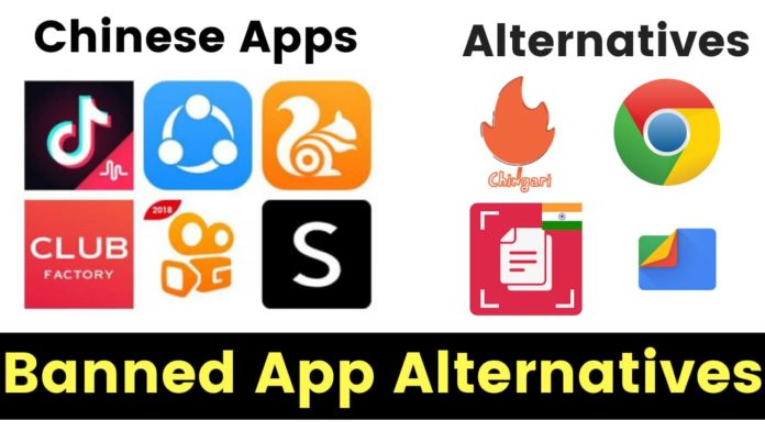 Best Alternatives for Banned Chinese Apps TikTok, ShareIt, Camscanner & More