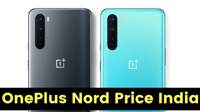 OnePlus Nord At 24999 Rs. Launched in India Price and Specifications