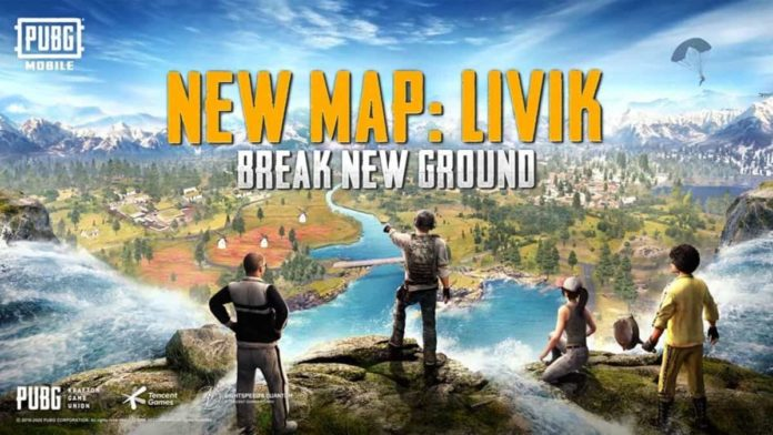 PUBG Mobile Releases Update for Livik Map with 15 Minutes, 52-Player Matches