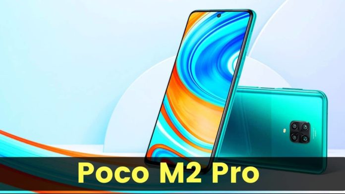 Poco M2 Pro With Snapragon 720G SoC To Launch in India on July 7