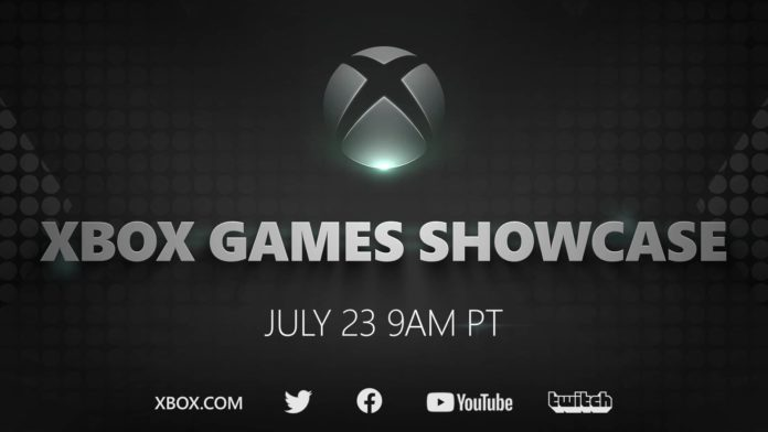 Xbox Games Showcase July event to Take Place on 23rd