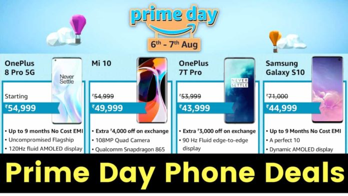 Amazon Prime Day 2020 Sale Smartphone Deals Revealed