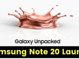 How To Watch Samsung Galaxy Note 20 Series Launch Event Live Stream Samsung Galaxy Unpacked Event Live Stream