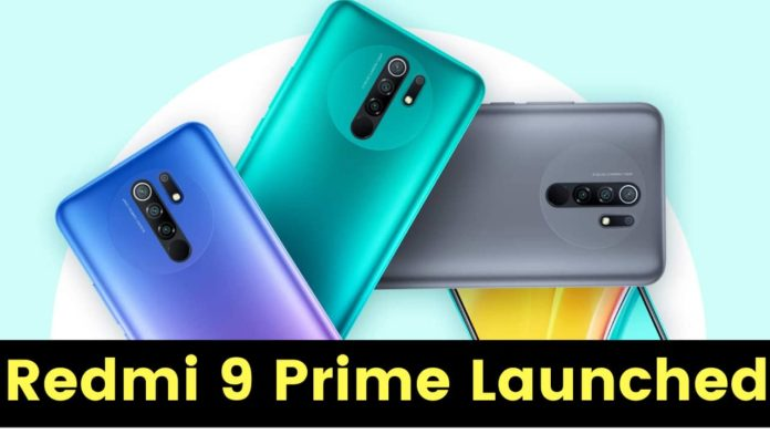 Redmi 9 Prime With MediaTek Helio G80 SoC Launched in India: Price, Specifications