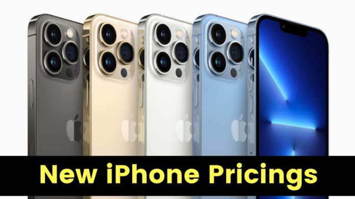iPhone 13, 13 Mini, 13 Pro and 13 Pro Max Released: Check Price, Features, and Specifications in this post
